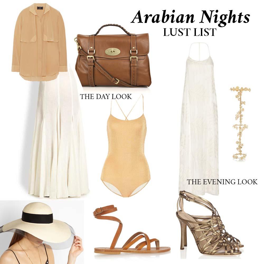 Arabian Nightx