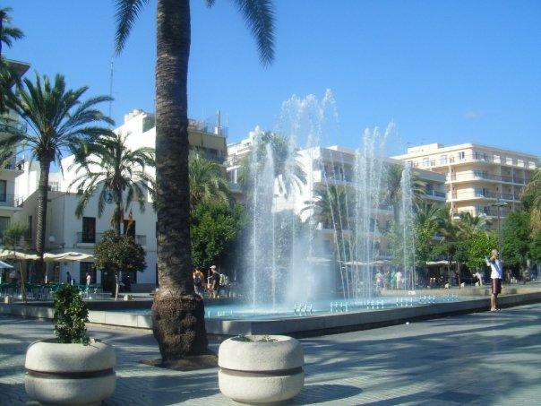 San Antonio Plaza