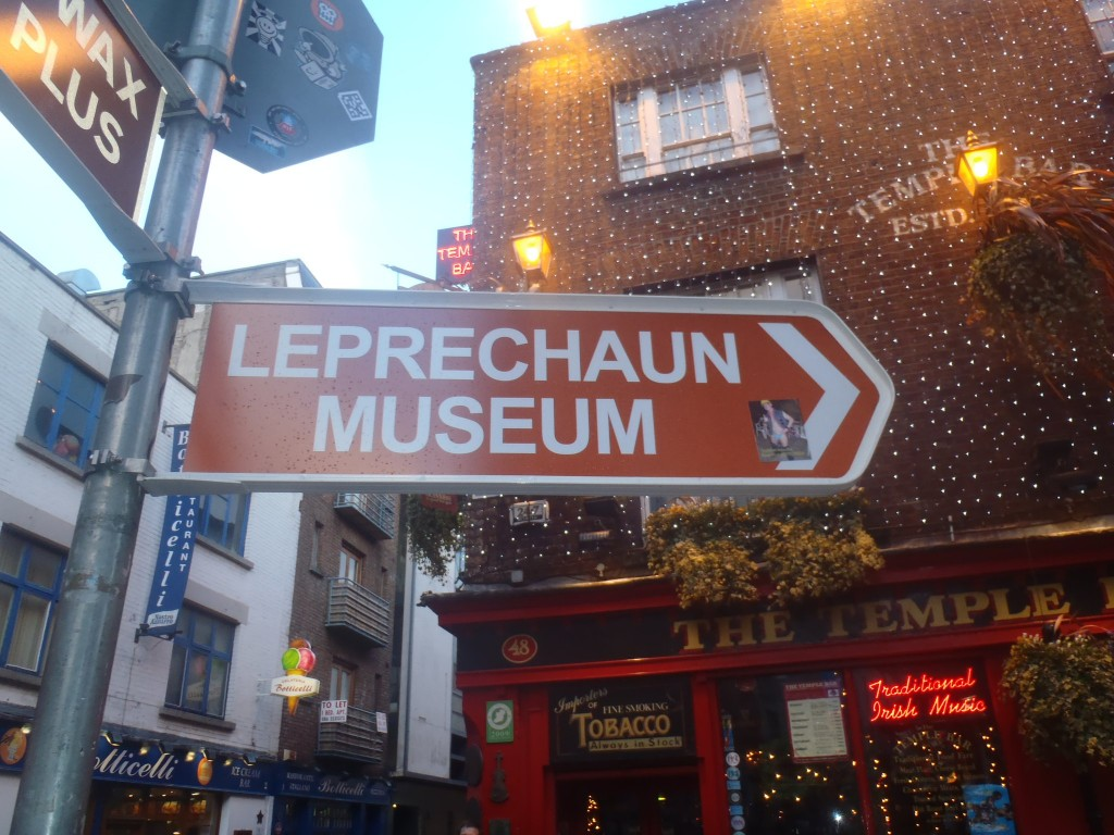 Temple Bar & Lep Museum