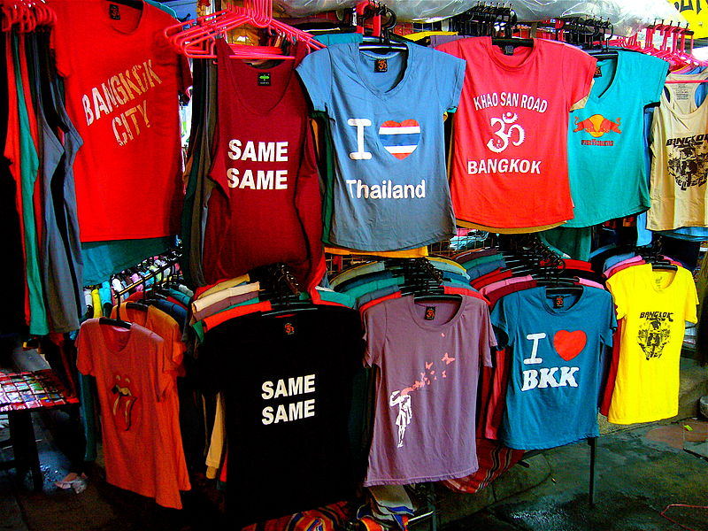 Clothing_in_Khao_San_Road