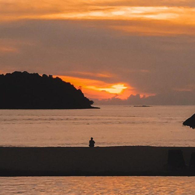 Malaysian sunsets  sunset